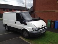 Ex BT Ford transit - 10 months MOT - low mileage - Barging