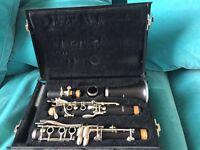 Sonata clarinet B flat