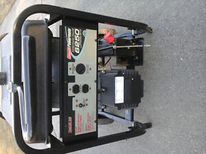 I have a coleman generator for sale can run a house or camp