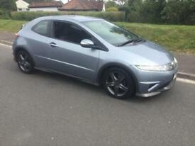 2007 HONDA CIVIC I CDTi Type S 3dr