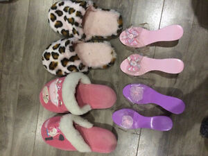 Slippers/ dress up shoes