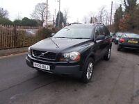 Volvo XC90 2.4 TD D5 SE Geartronic 5dr 7 ER BLK LEATHERS (black) 2005