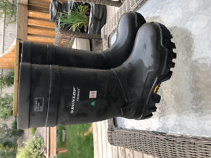 Dunlop Thermo rubber boots
