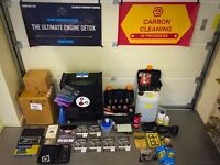 Complete Engine Carbon Cleaning Business for Sale inc Machine, Tools + More