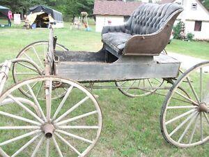 horse drawn buggy Belleville Belleville Area image 2