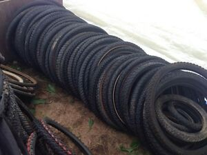 bmx tubes and tires