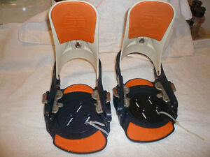 Burton SI Step In Snowboard Bindings