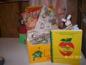 Early Childhood Activity Guide Prince George British Columbia image 1