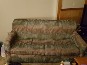 Free Hide-a -bed couch.
