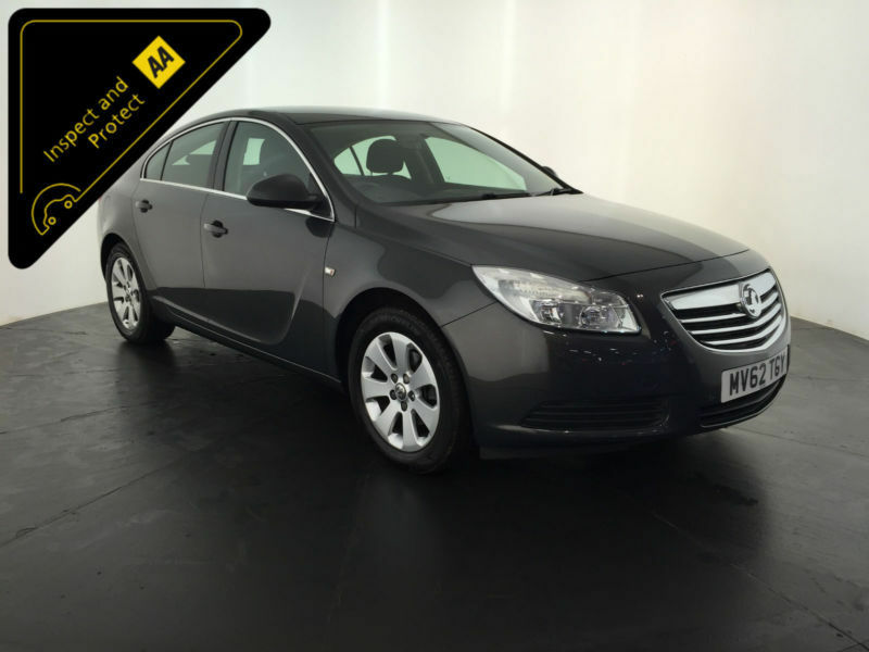 2012 62 VAUXHALL INSIGNIA TECHLINE CDTI 1 OWNER SERVICE HISTORY FINANCE PX