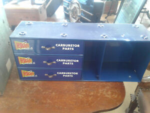 Holley Carb Cabinet