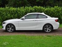 BMW 2 Series 218D 2.0 Sport DIESEL MANUAL 2014/14
