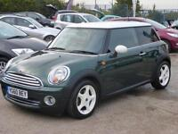 MINI 1.6TD COOPER D, PEPPER PACK, AIR CONDITIONING, FULL HISTORY
