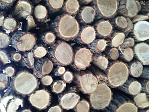 All oak firewood can be delivered