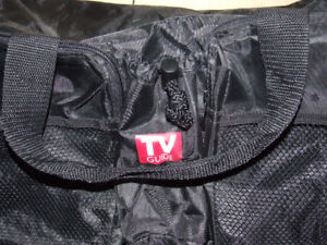 TV Guide Travel Bag w Strap - NEW - $8.00