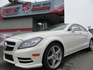 Mercedes-Benz CLS550 4MATIC 2013