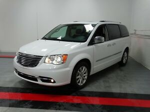 2015 Chrysler Town  Country Limited   - Sunroof - DVD Player - N