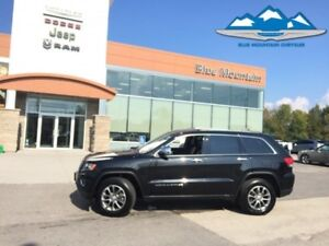 2016 Jeep Grand Cherokee Limited  DEALER CERTIFIED/ETESTED, ACCI