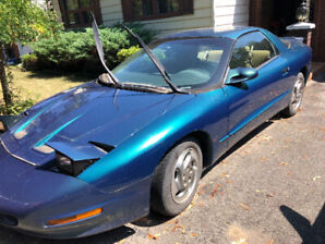 1995 Pontiac Firebird V6 Automatic Never Winter Driven