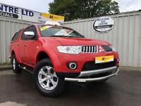 Mitsubishi L200 2.5DI-D CR ( EU V ) 4WD ( lth ) LB Double Cab Pickup Warrior