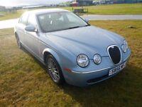 Jaguar S-Type 2.7 D V6 SE 4dr