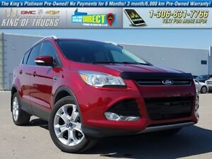 2016 Ford Escape Titanium One Owner | Leather | PST Paid