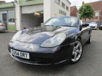 2004 Porsche Boxster 2.7 986 2dr