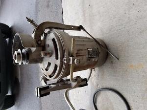 Industrial Sewing Machine Clutch Motors 110 volt 3450 RPM