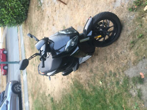 SCOOTER APRILIA SPORTCITY 50 FOR SALE
