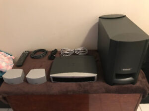 Bose 3-2-1 Sound System in great shape and perfect working order