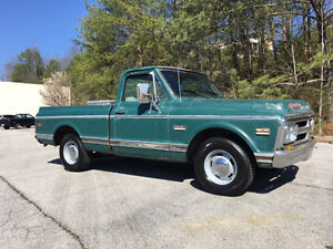 1971 GMC Short Bed Pickup- Southern