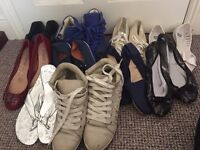 10x mostly new shoes size 7