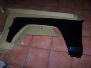 New OE Fender LH for jeep grand wagoneer/commack 84-96
