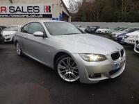 2009 09 BMW 3 SERIES 2.0 320I M SPORT 2D 168 BHP