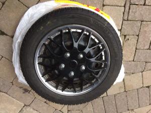 Michelin winter tires 195/55R16