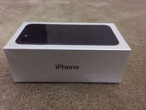 Selling BNIB sealed black iphone 7 128gb with apple care