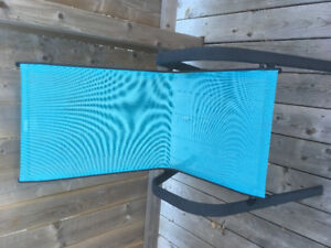 Sling Chair - excellent condition