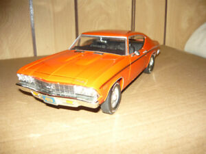 1969 Chevy Chevelle 1:18 die cast by ERTL 4 sale b/o or swap