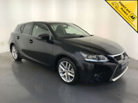2014 LEXUS CT 200H ADVANCE HYBRID AUTO 1 OWNER LEXUS SERVICE HISTORY FINANCE PX