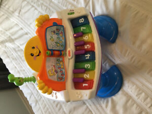 Baby Toy Piano Fisher Price