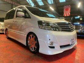 """image for Toyota Alphard 3.0 VVTI M.S 8 Seater 19"""" Polished Alloys, Twin Sunroofs"""