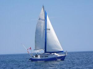Balboa 26 Trailerable Sailboat
