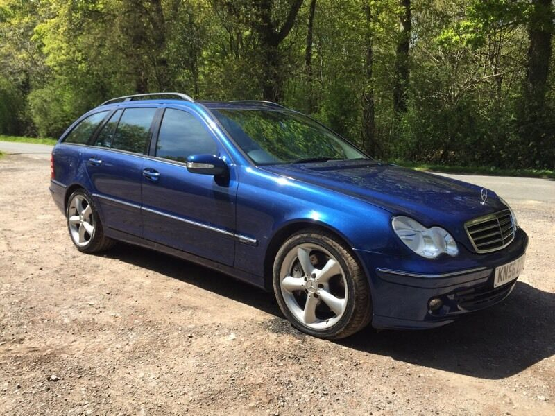 mercedes benz c220 cdi avantgarde 2006 diesel automatic in lewes east sussex gumtree. Black Bedroom Furniture Sets. Home Design Ideas