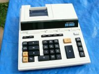 VERY HEAVY DUTY PRINTING CALCULATOR for BUSINESS