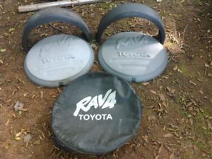 Rav 4 Tire cover