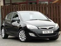 Vauxhall Astra 2.0 CDTi SE 5dr DIESEL AUTOMATIC 2011/61