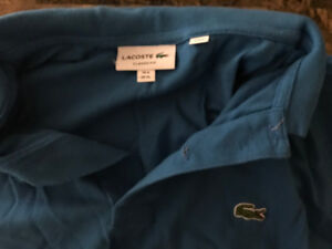Lacoste Shirts - high quality/like new