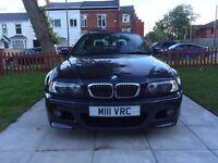 2002 BMW M3 E46 SMG AUTO CONVERTIBLE