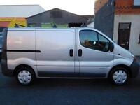 ONE OWNER Renault Trafic SWB 1.9TD rare twin side loading doors panel van (23)