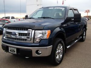 2014 Ford F-150 XLT XTR 4x4 CERTIFIED PRE-OWNED